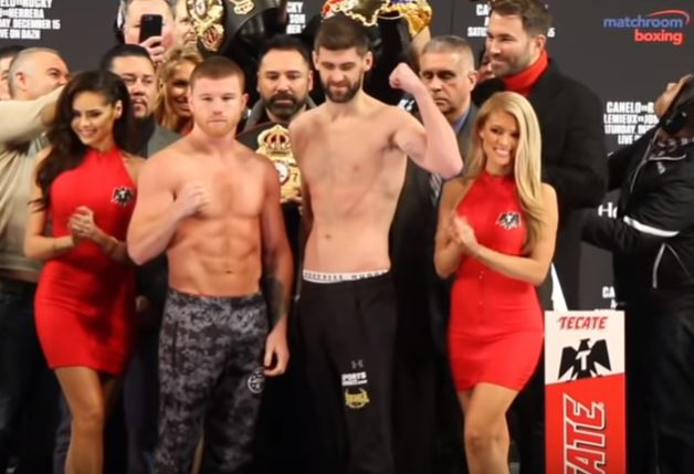 Rocky Fielding Reacts To Canelo Defeat